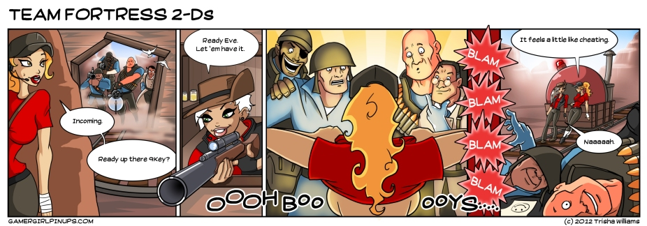 Team Fortress 2-Ds