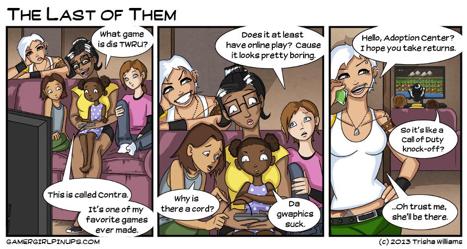 Gamer Girlfriend Comic Comic | Gamer Girl Pin...